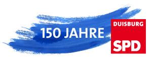 SPD_Duisburg_150Jahre