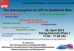 Fest 150 J SPD DU
